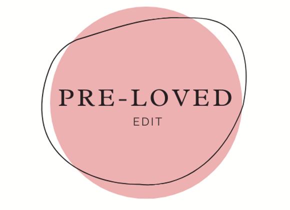 Online Shop - Pre-Loved / Vintage Edit