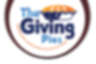 The Giving Pies half logo