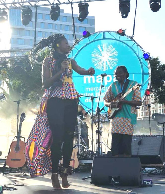 LORNOAR Singer Cameroon World Music