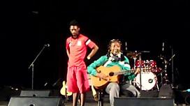 BEU KEU Soundcheck before concert