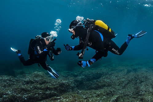 OPEN WATER DIVER PRIVATE COURSE