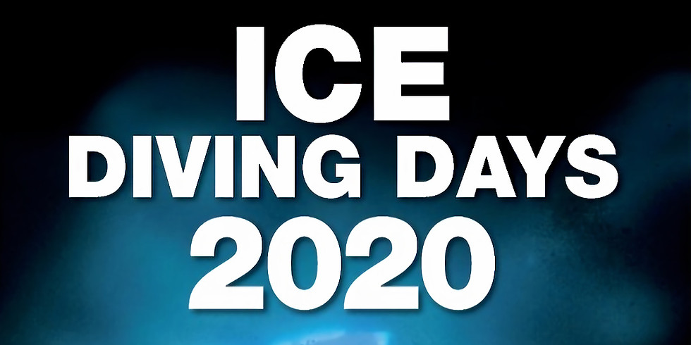 ICE DIVING DAYS 2020