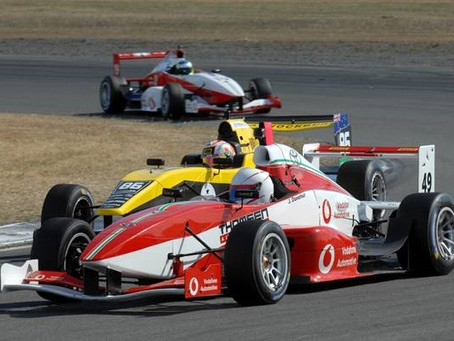 The Journey from Go-Carts to Motorsport.