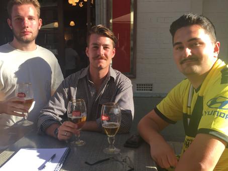 Leuven Drinks 2020