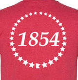 """1854"" The Republican Party was Founded."