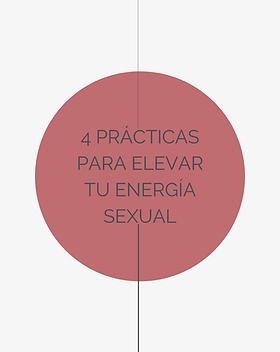 prácticas para elevar la energía sexual