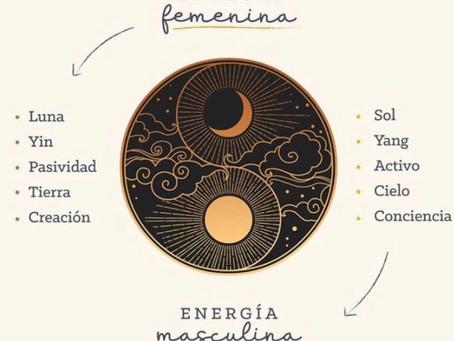 Energía femenina y masculina. Meditación de equilibrio.