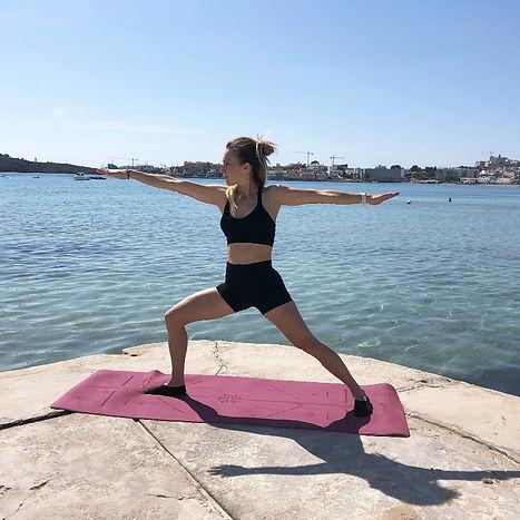 yoga ibiza