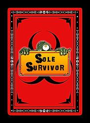 Sole Survivor card background