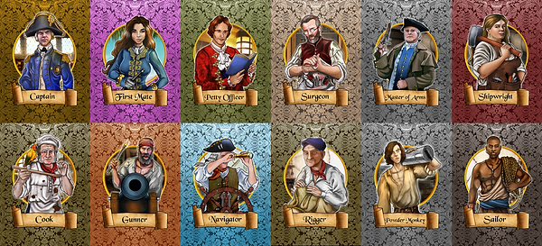 A picture of the twelve playable characters in the game Breach