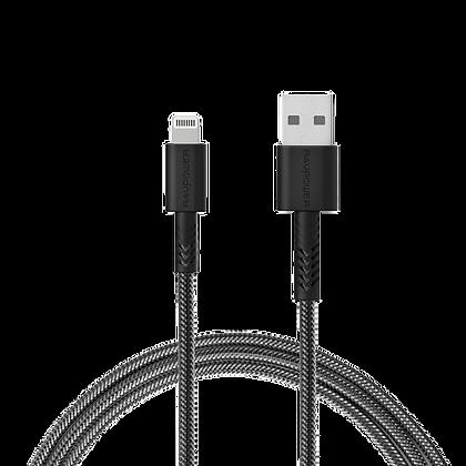 RAVPower 1.2m Nylon Yarn Braided Lightning Cable Offline