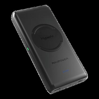 Ravpower 14000mAh Wireless Portable Charger - BLACK