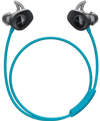 Bose SoundSport 761529-0020 In Ear Headphone Wireless - Blue