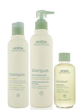 purchase Aveda shampure products at Rituals online www.ritualsspaandsalon.com