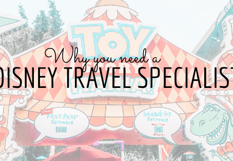Benefits of Booking with a Certified Disney Travel Agent