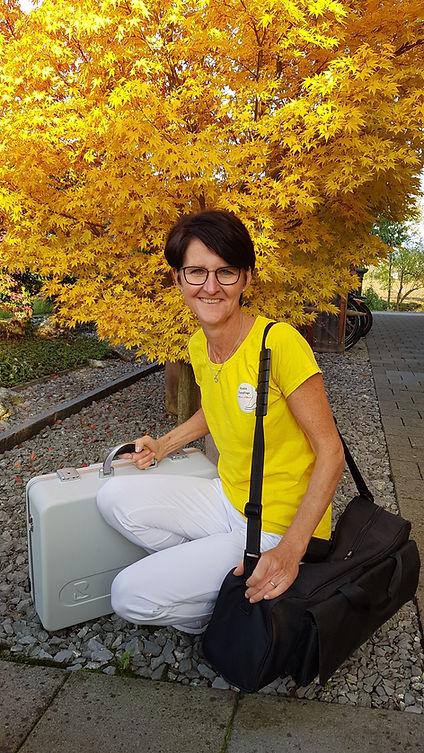 Portrait-Hanni-Albisser-Fusspflege-Alber