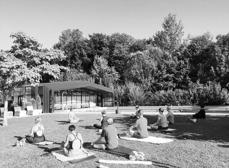 Freiluft- und Ferien-Yoga - meine Top 3 damit deine Erwartungen erfüllt werden