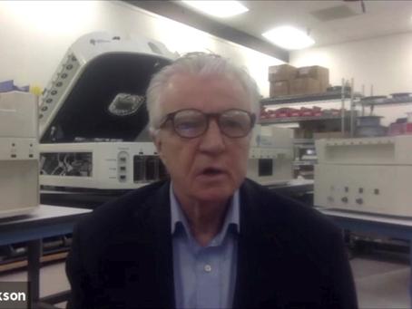 Sierra Biosystems. Interview with Bruce Erickson & Marshall Henry