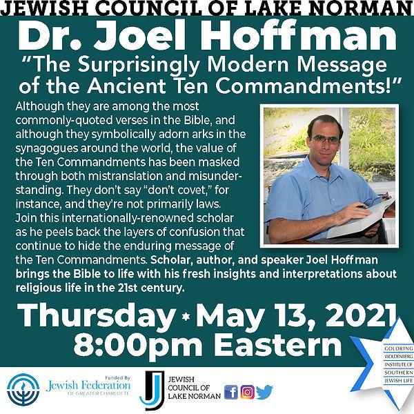 051321 JCLKN ISJL Dr Joel Hoffman.jpg