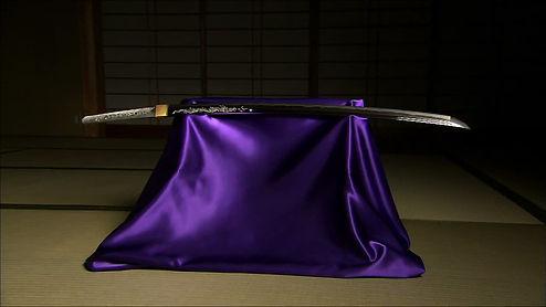 réparation sabre japonais