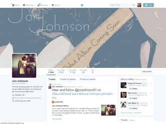 Follow Jon Johnson on Twitter