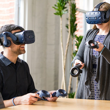 O que a Realidade Virtual tem a ver com o COVID-19?