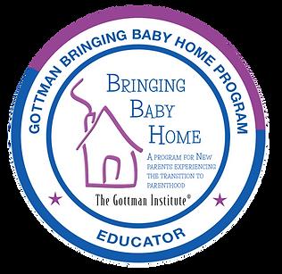 Bringing Baby Home logo