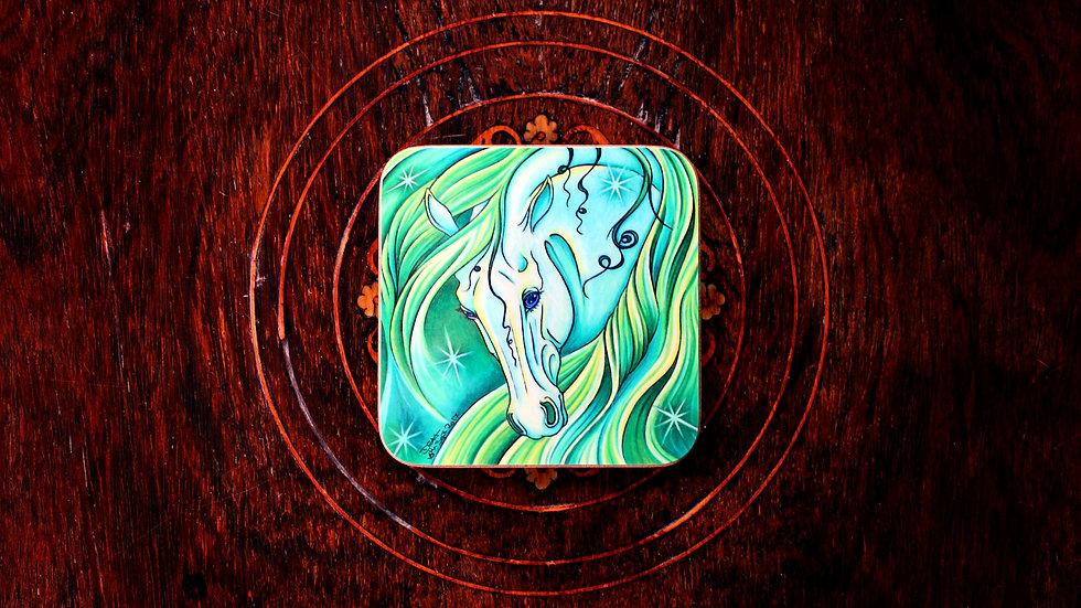 Emerald - Coaster