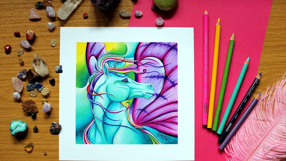 Fae - Art Print