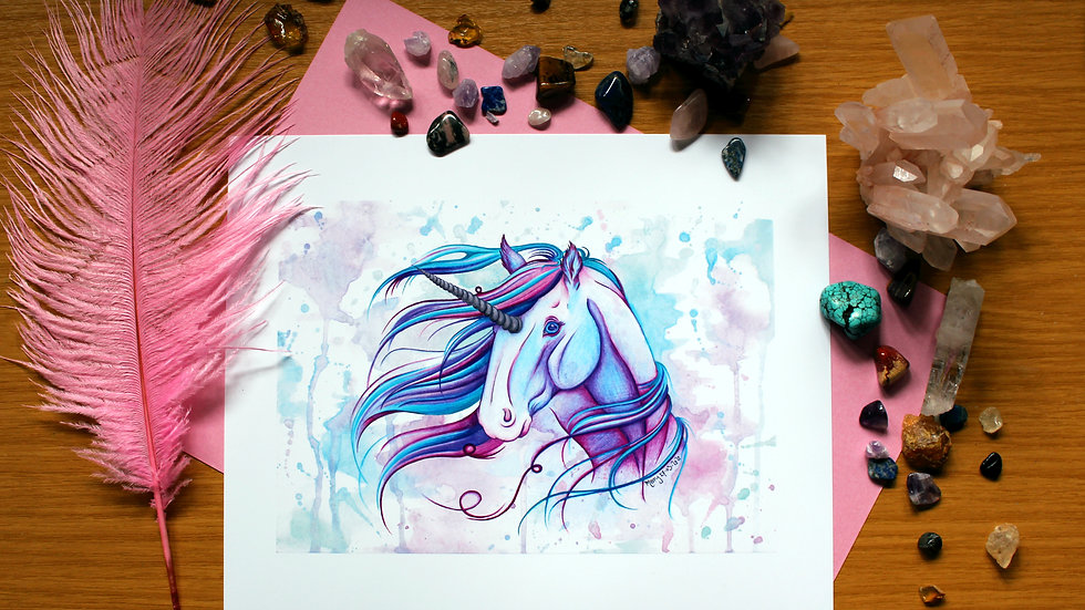 Serendipity - Art Print