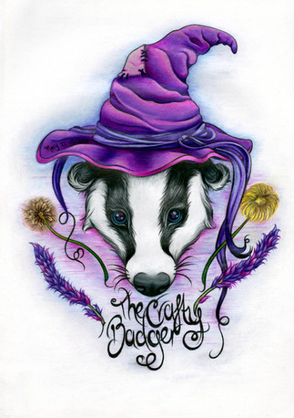 The Crafty Badger