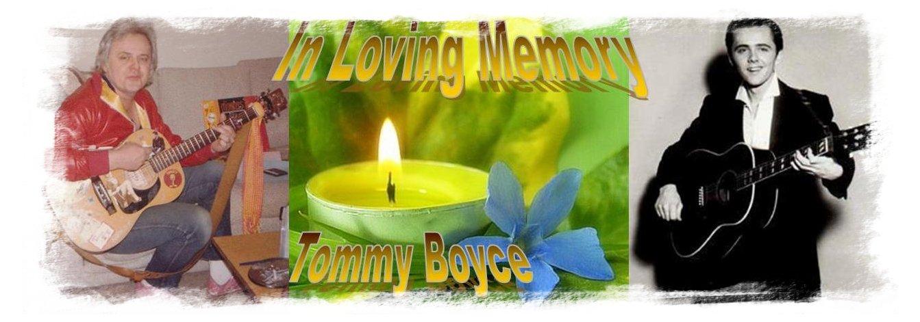 R.I.P. Tommy Boyce 1939~1994