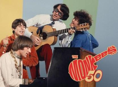Monkees 50th Anniversary