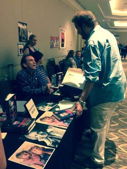 Bobby Book Signing