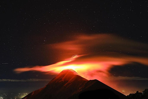 Land of volcanoes / The ring of fire (06 Days):