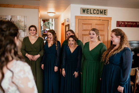 Wisconsin Wedding The Emerald Collective