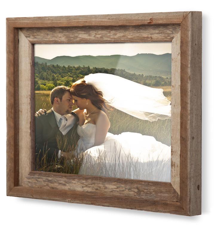 Barnwood Framed Prints