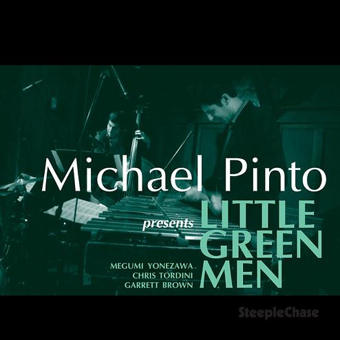 Little Green Men, Michael Pinto, Megumi Yonezawa, Chris Tordini, Garrett Brown