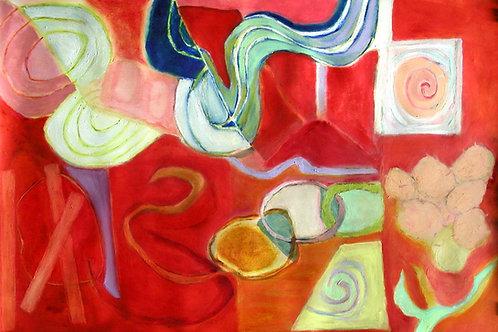 High Plains Tango by Kalani Engles