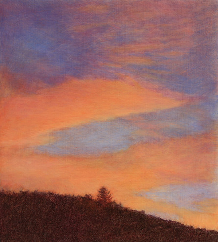 Elizabeth Noerdlinger - Winter Sunset