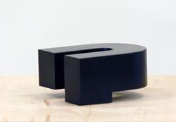 Black Sculpture.