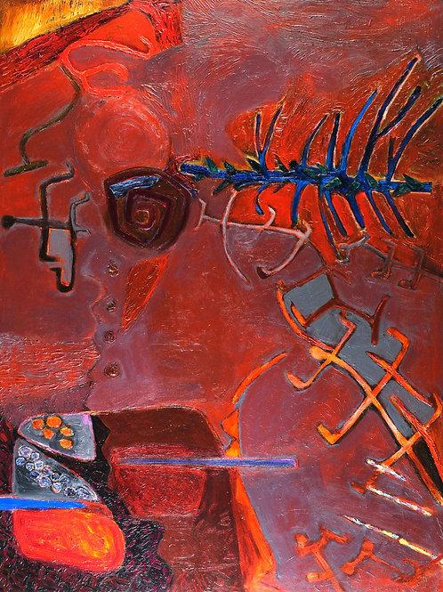 Heiau 2 by Kalani Engles