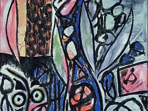 In the Studio (1995) by Jan Karlton