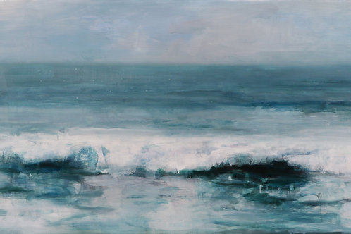 Big Wave 3 by Maria Kazanskaya