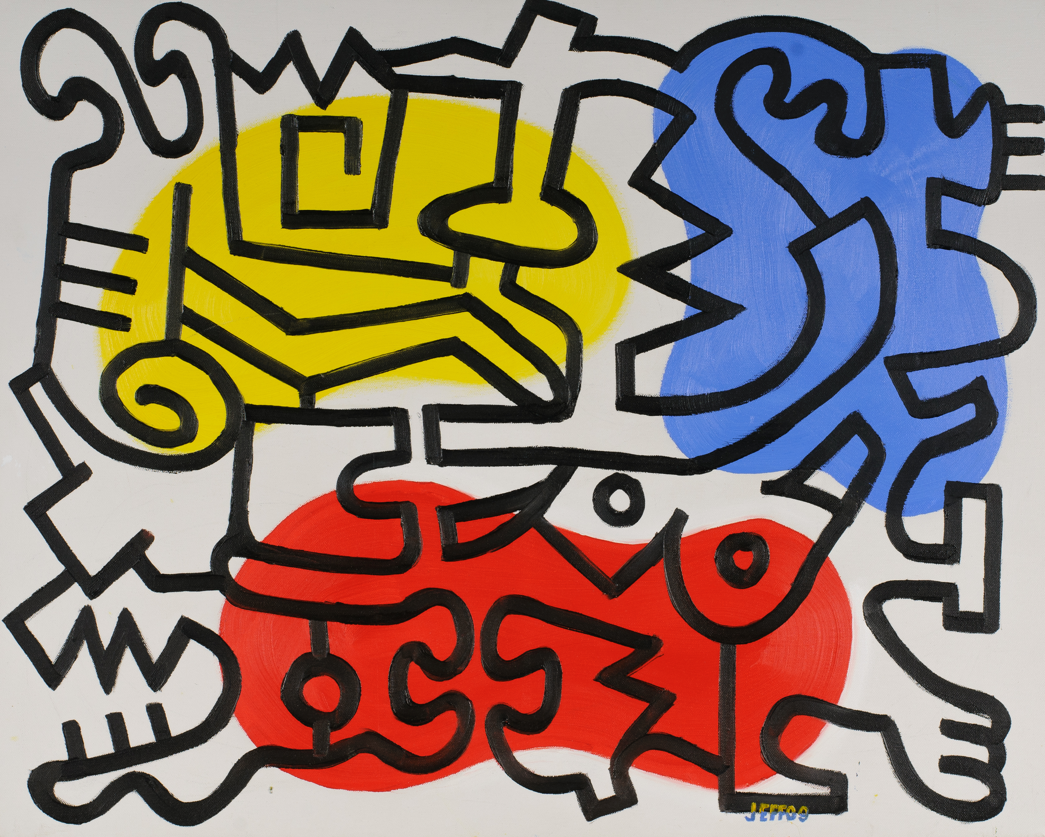 Leger and Haring