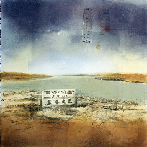 Baylands III by Robin McCloskey