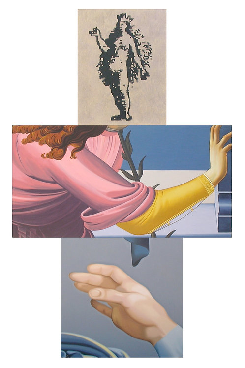 When I Paint My Masterpiece (Boticelli's Sleeve) by Gary Tolomei
