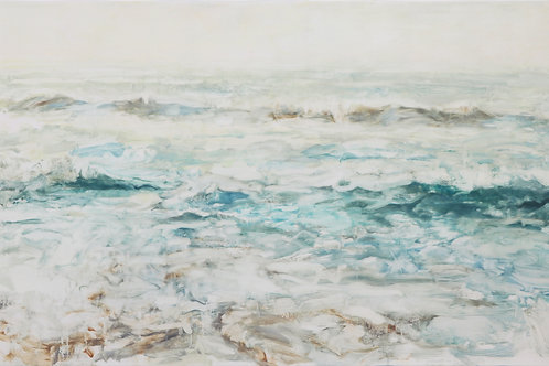 Big Pacific 1 by Maria Kazanskaya