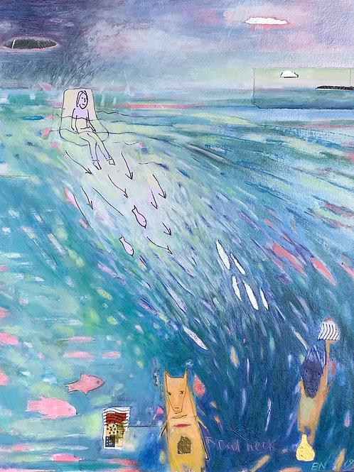 Water Dream by Elizabeth Noerdlinger