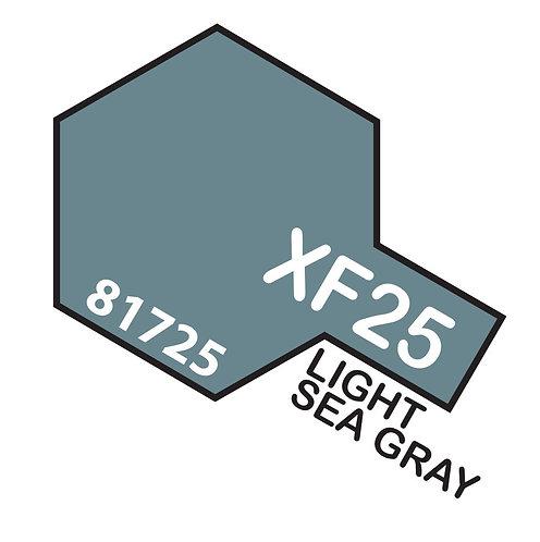 Tamiya 10ml  XF-25 Light Sea Gray